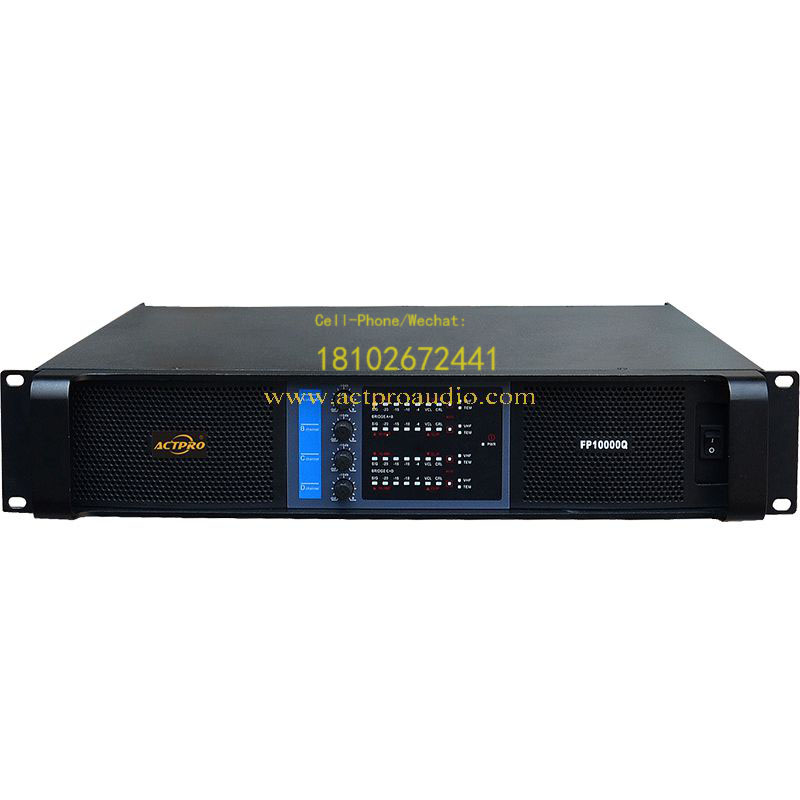 A⪞tproaudio Fp9000q, Fp10000q Power Amplifier PRO Audio