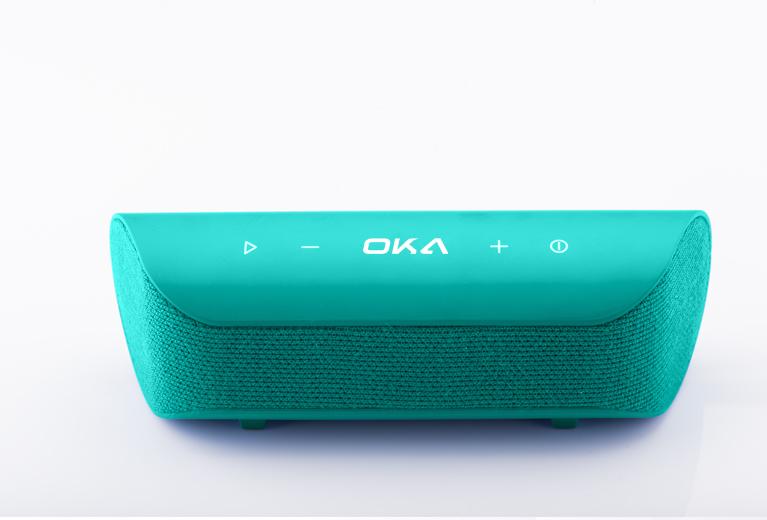 OKA bluetooth speaker test