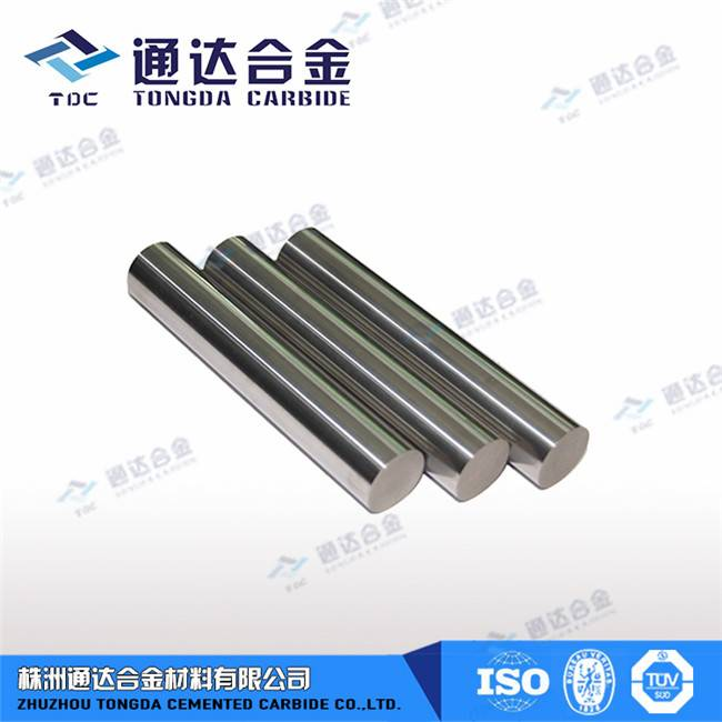 Solid Tungsten Carbide Rods