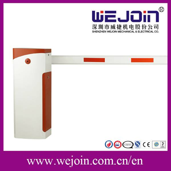 Shenzhen WEJOIN barrier gate for car parking and toll system and highway check point