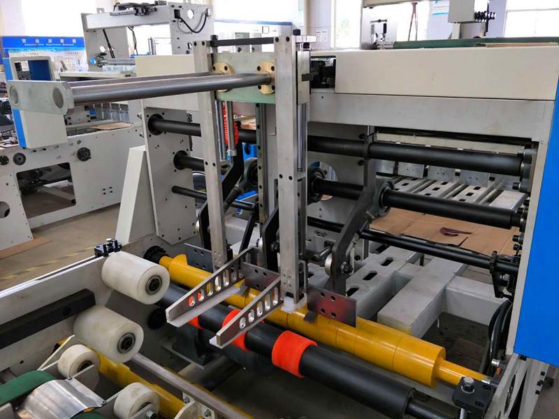 Folder Gluer Full Automatic Bottom Folding QZ920B