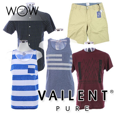 Coming Soon VAILENT clothes for men