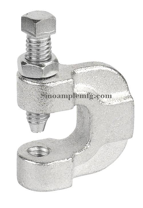C Style Beam Clamp for Heavy Vertical Loads