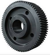 steel forgings:gear wheel