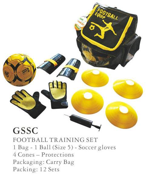 Soccer Back Pack Set