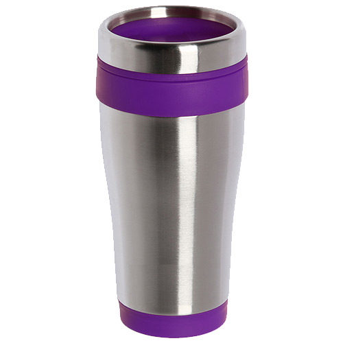 ZC-CO-D Stainless Steel Beer Mug w/ Bonus Lid, Dual Wall Air Insulated Beer & Beverage Mug / Coffee