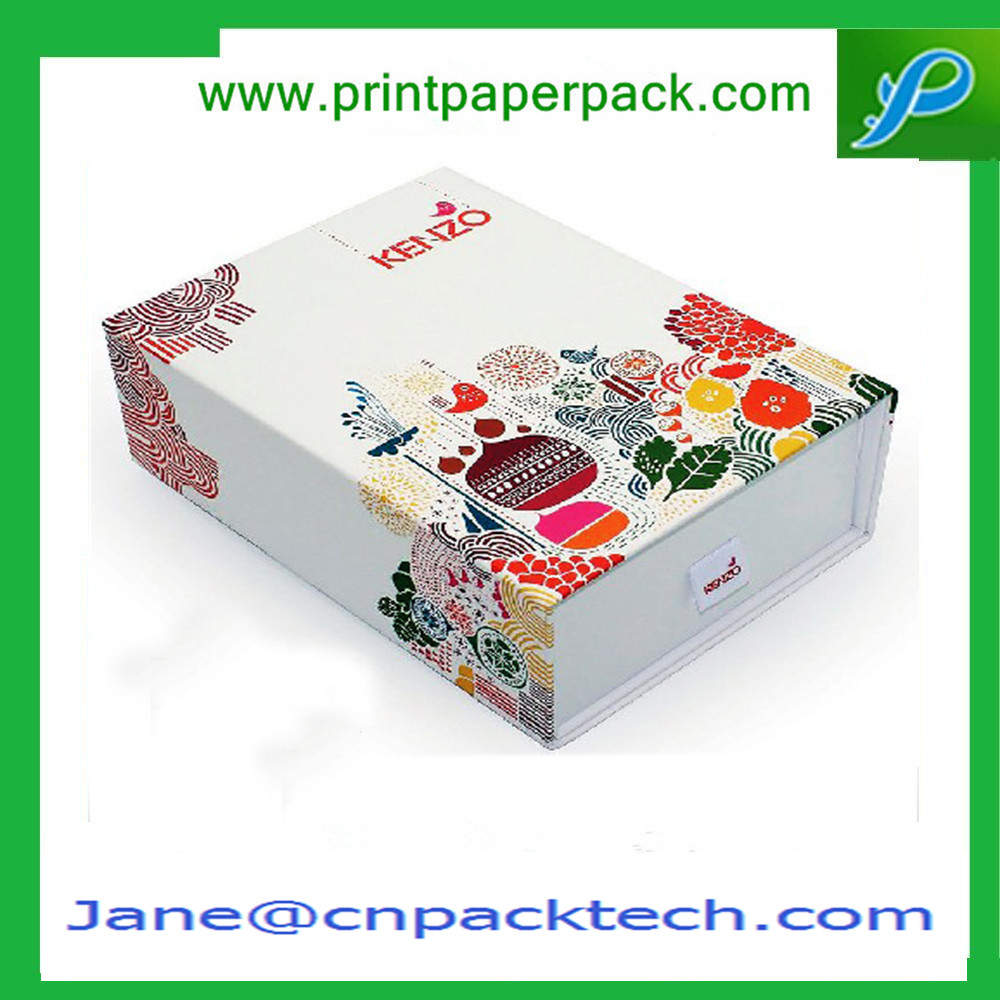 Custom Printing Magnetic Box Foldable Boxes Book Box Paper Gift Boxes