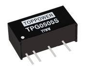 DC/DC Converters/TPG0505S 2w
