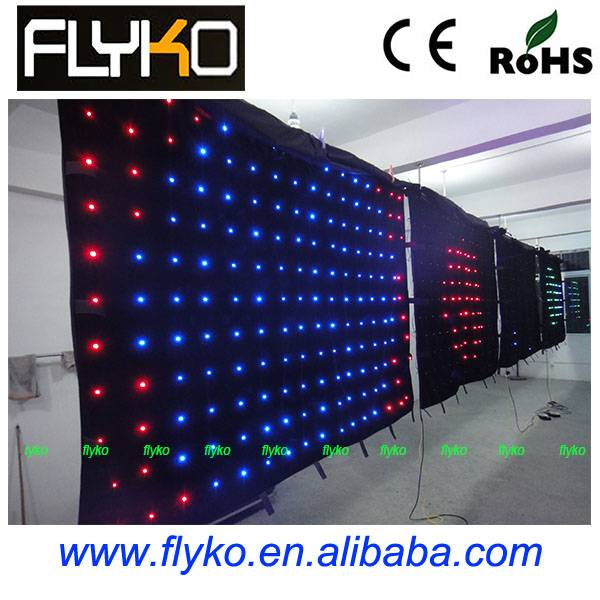 led dressing table lights,led video curtain