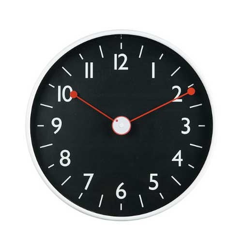12-Inch Silent Quartz Decorative Wall Clock Non-ticking Digital
