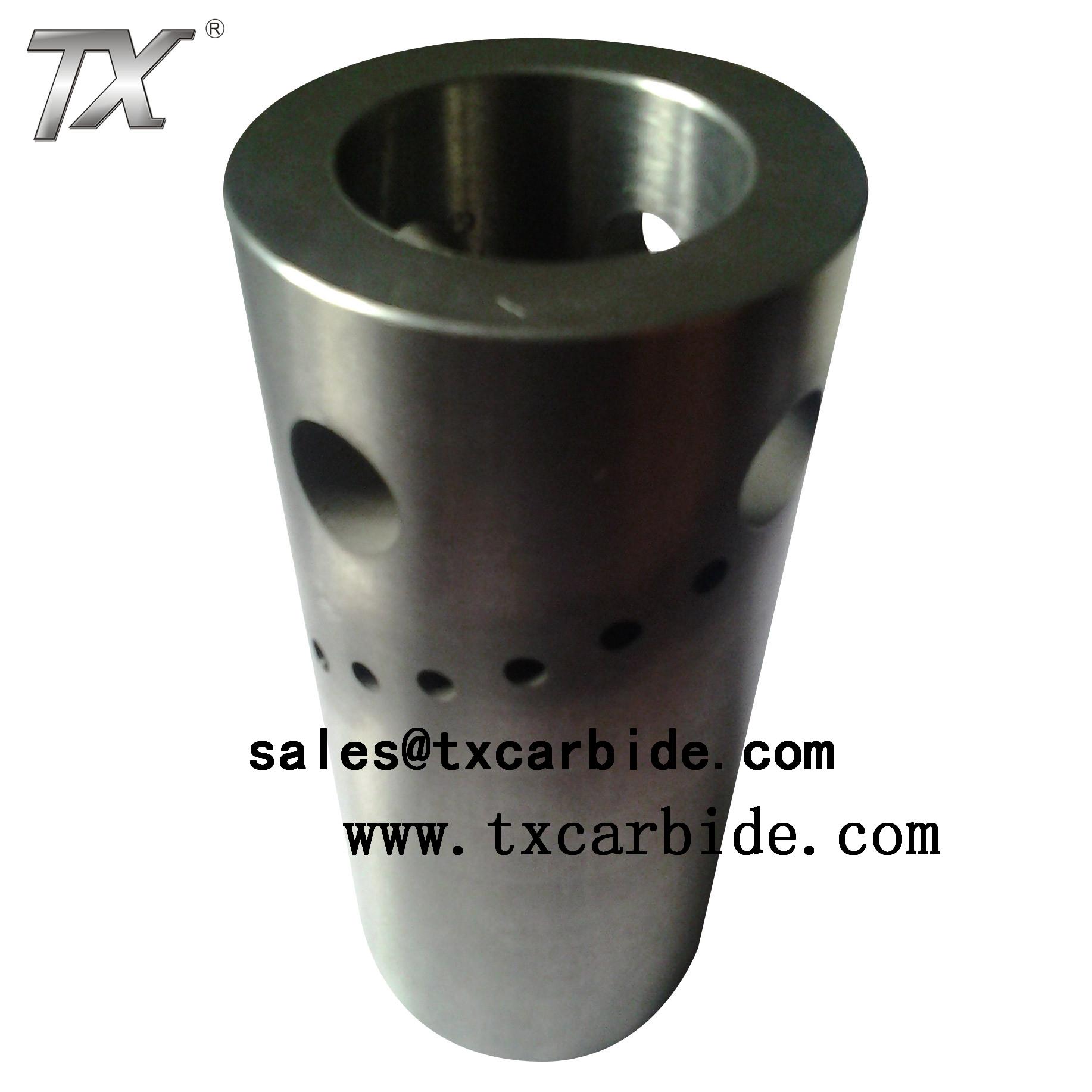 Tungsten Carbide Downhole Drilling Bushings
