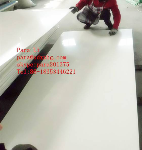 0.4-30mm thickness hdpe sheet/board