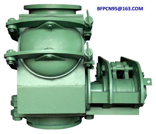 Pressure equalizing bleeder valve