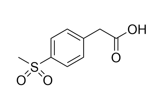 4-Methylsulphonylphenylacetic acid (CAS NO.:90536-66-6)