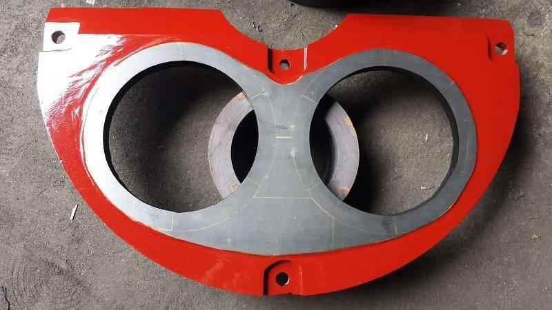 Sermac concrete pump parts spectacle