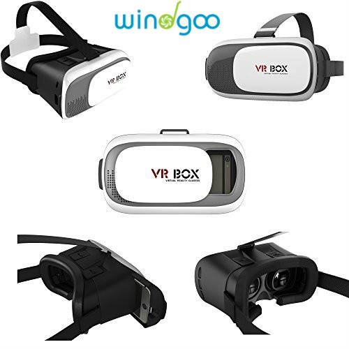 2016 Official Factory New Design 3D Virtual Reality Glasses 3D VR Headset for Mobile VR Glasses