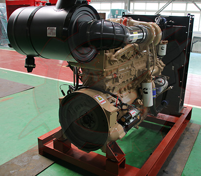NT855-P360 Water Pump Engine