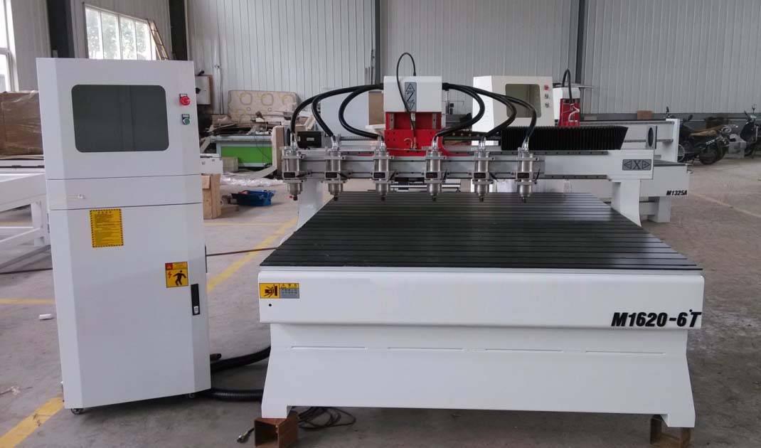 M1620-6T CNC Relief engraving machine/Wood CNC router