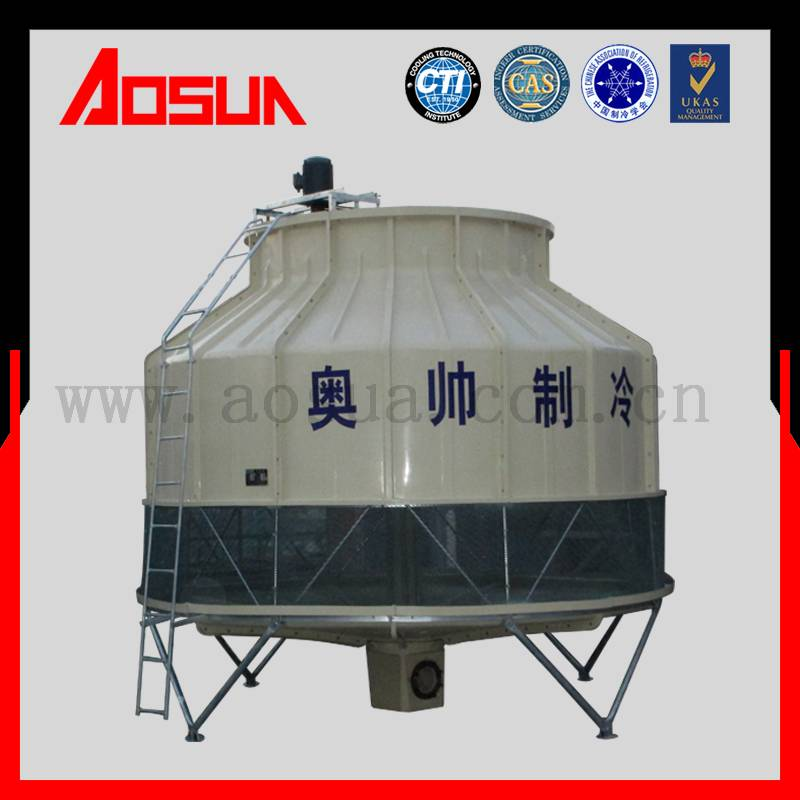 250T per hr FRP industrial cooling tower