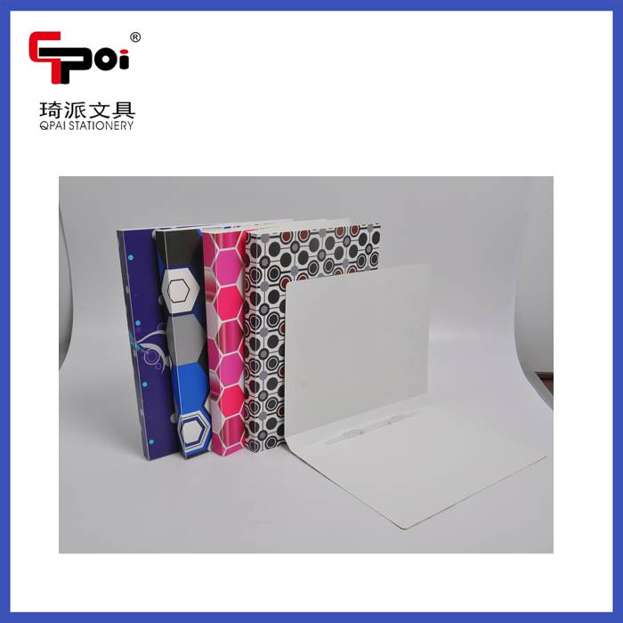 Office Supplier PP Stationery File Folder