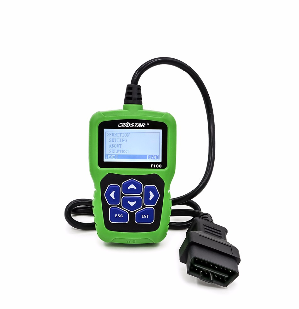 OBDSTAR F-100 For Mazda/Ford Auto Key Programmer No Need Pin Code OBDSTAR F100 Support New Models