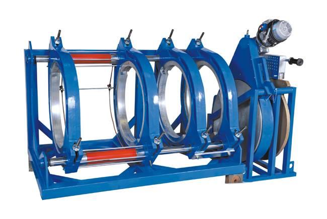 630mm butt welding machine PP PE HDPE butt welder pipe welding machine