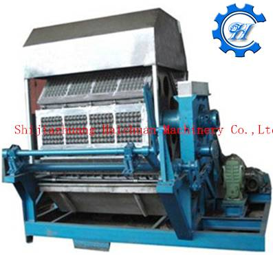 Haichuan New-type High-quality Low-consumption Paper Pulp Molding Machine