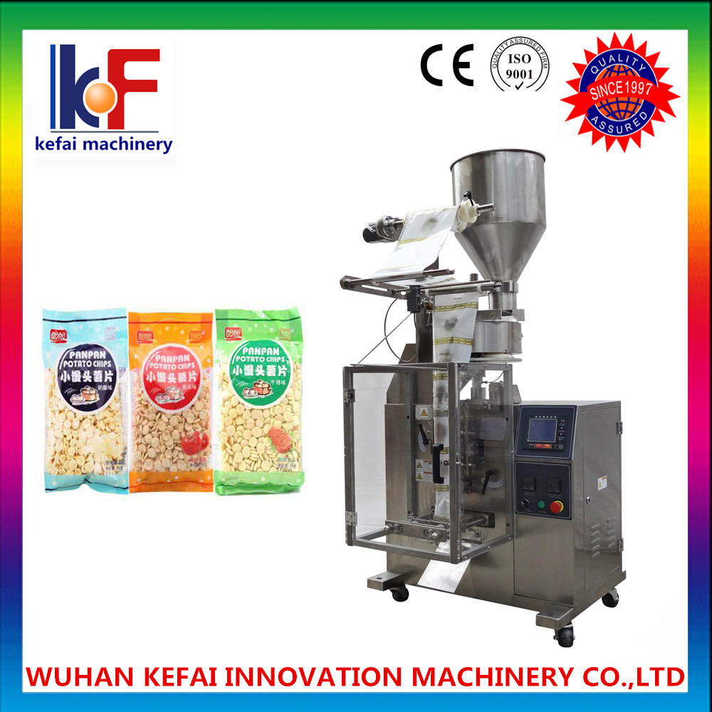 Fully automatic automatic sugar sachet granule packing machine with lowest price