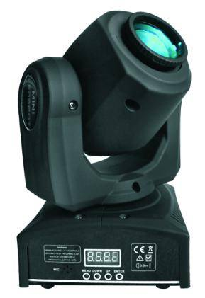 10w mini led stage moving head light