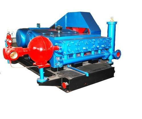 High Pressure Recprocating Water Injection Pump