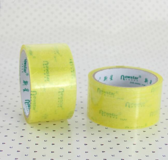 Economy BOPP Packing Tape 48mm*66m Clear*36Rolls