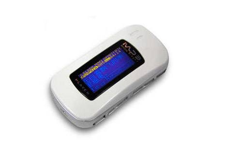 MP3 #LK-629 with 128×64 OLED display