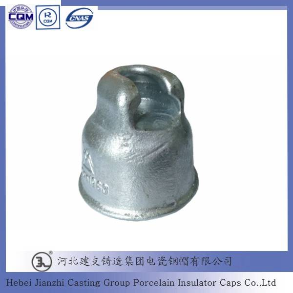 LXHP-70 11kv 70kN high voltage electrical toughened disc suspension glass insulator