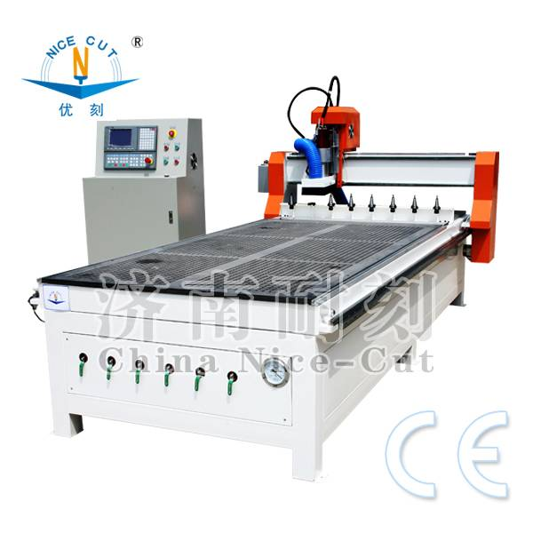 NC1325 wood engraving cutting cnc router machine