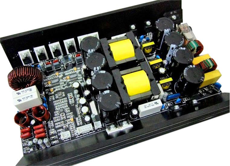1000W 8ohm Class D+SMPS Mono Amplifier Module