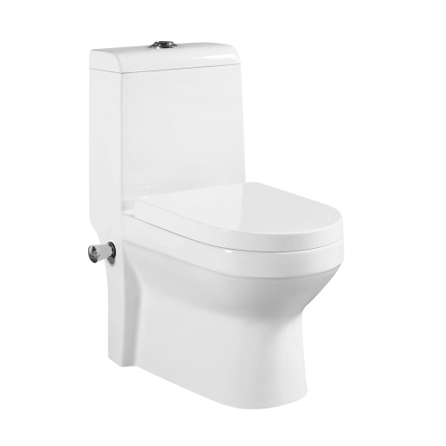 bathroom confortable design toilet and bidet seat