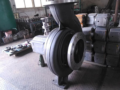 Precision WPP series pumps and parts