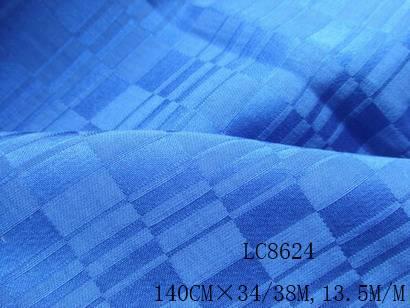silk/cotton fabric:LC8624