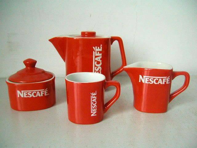 Ceramic Tea & coffee set