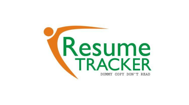 Resume Tracker Application, Recruiting Management Software