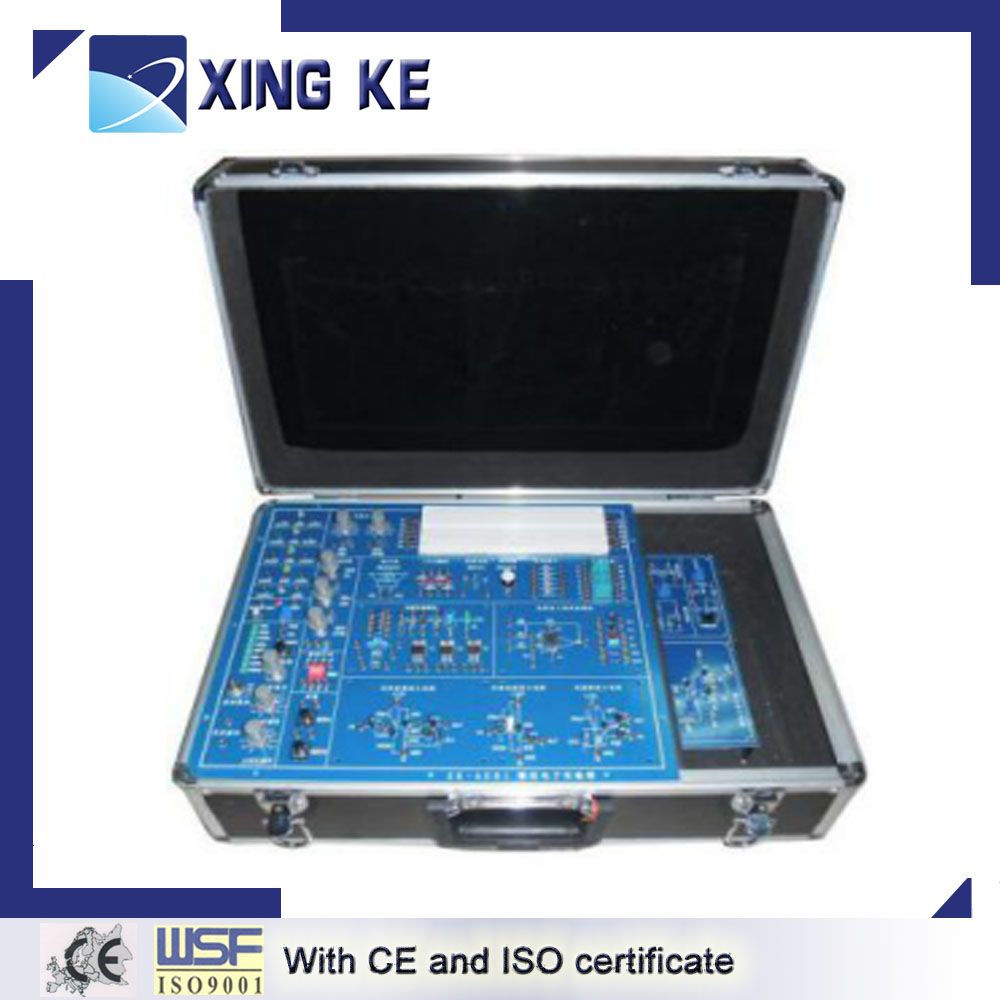 Modularization Analog Electronic Training Set/XK-AEB1/Electronic training kit/educational device