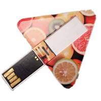 Triangle Credit Card Thumbdrive