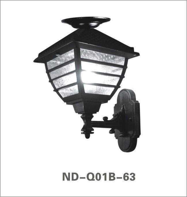 Solar Surface mounted type wall lamp