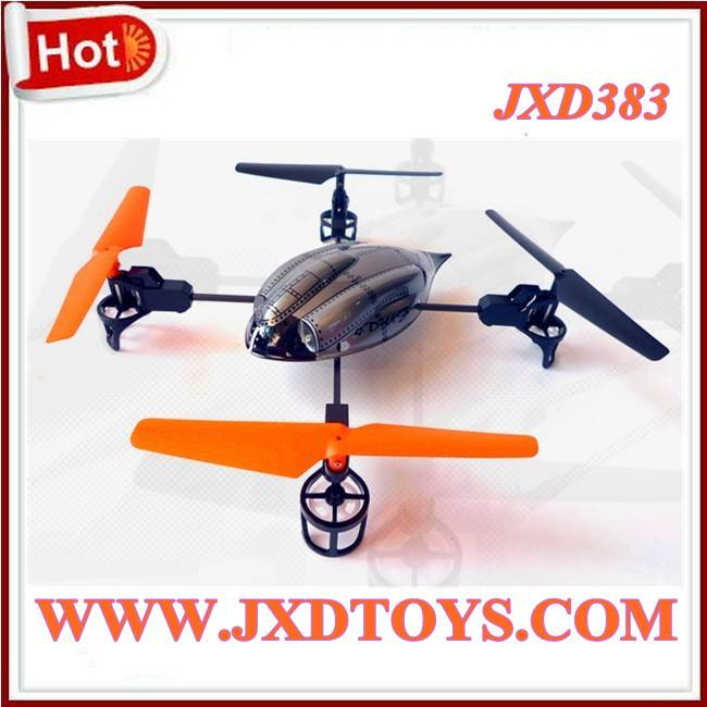 2013 RC UFO 4Blades 2.4G Indoor&Outdoor Fly RC Quadcopter JXD383 4CH 2.4G RC UFO