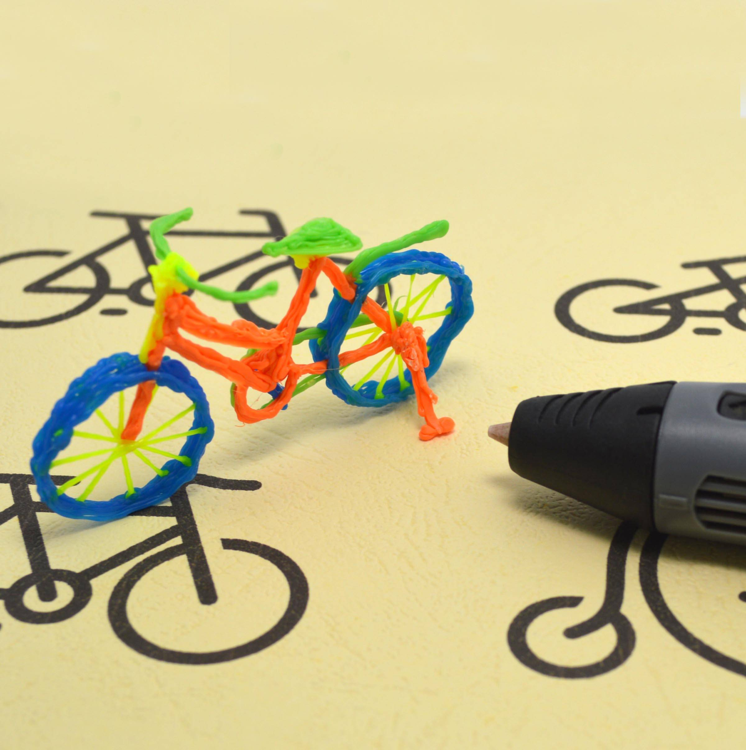 Hot Products! 3D Pen with Filament ABS