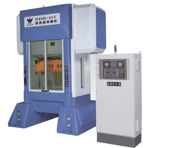DDH-85T high-speed press| Host Motor 22KW|general area of 1100 × 750mm