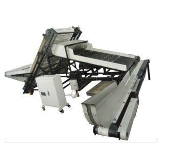 tongue depressor sorting selecting ordering machine