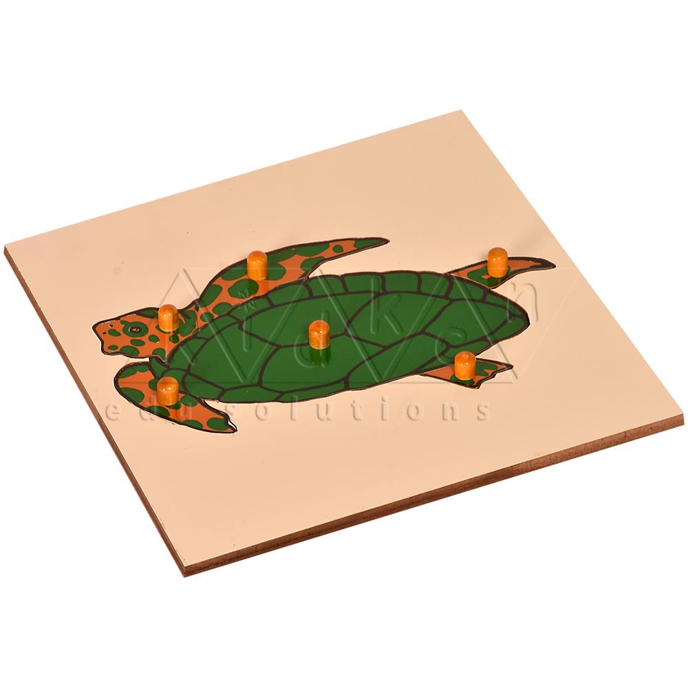 ZW03-Tortoise Puzzle