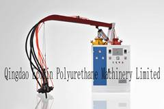 Low Pressure  Metering Machine for Polyurethane