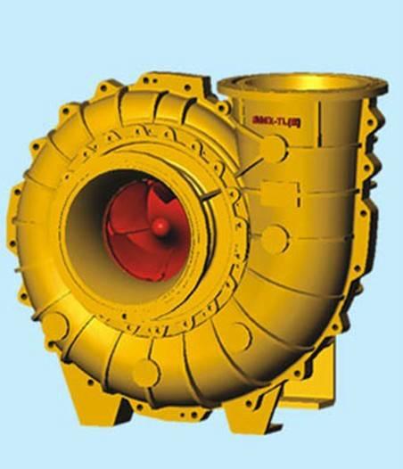 Flue Gas Desulfurization Pump